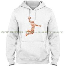 Расслабленная Футболка-модная футболка для баскетбола, Баскетбольная обувь для баскетбола, Баскетбольная обувь для баскетбола(Китай)