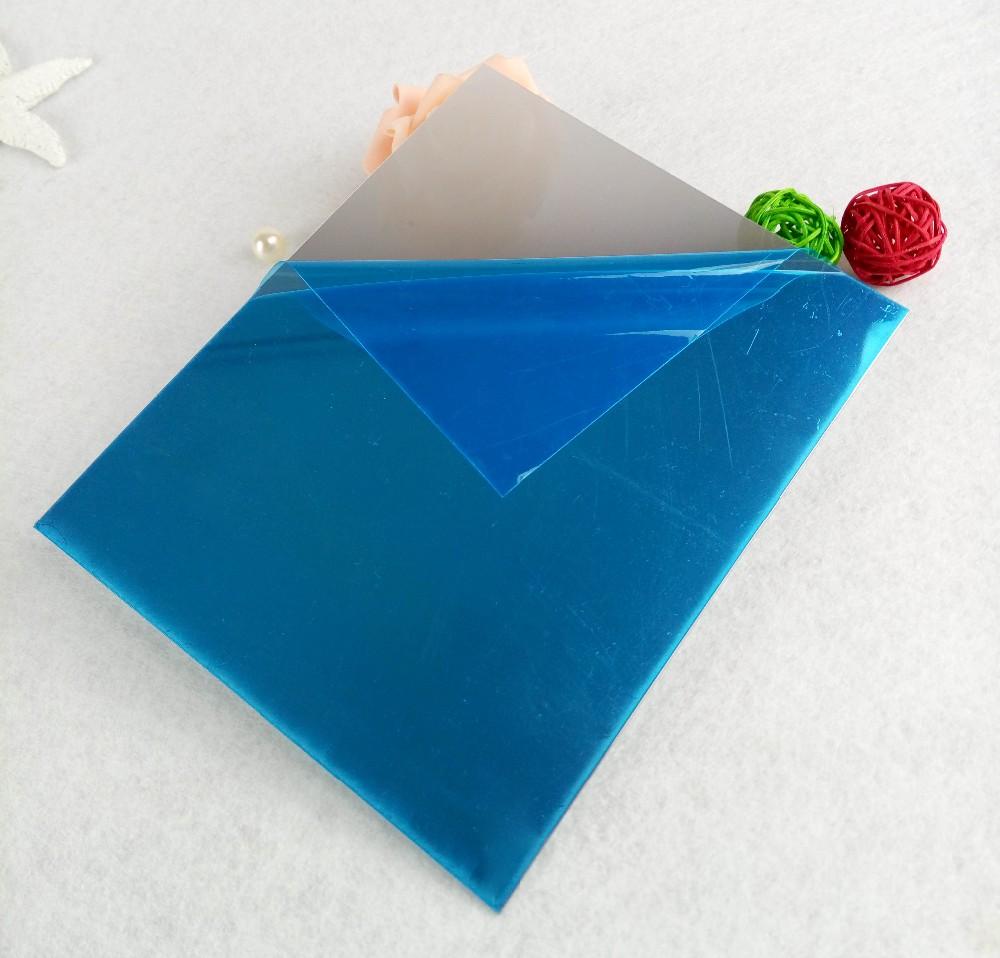 Индивидуальный размер односторонний акриловый зеркальный лист