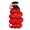 Red Ombre body wave