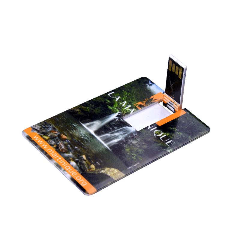 Super Thin Credit Card Usb Stick Pendrive Custom Business Card Disk Flash Drive - USBSKY | USBSKY.NET