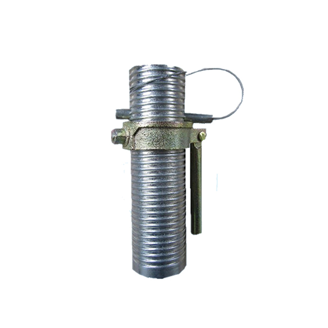 Boutique fastening scaffolding prop sleeve