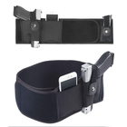 Band Holster Hand Belly Band Holster For Concealed Carry Womens Waistband Magnetic Revolver Hand Gun Holster