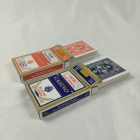 Poker Pokers Paper Paper Playing Poker Cards Playing Cards Poker Red And Blue Pokers Dozen Package Paper Cards Custom Game OEM Customized Playing Cards