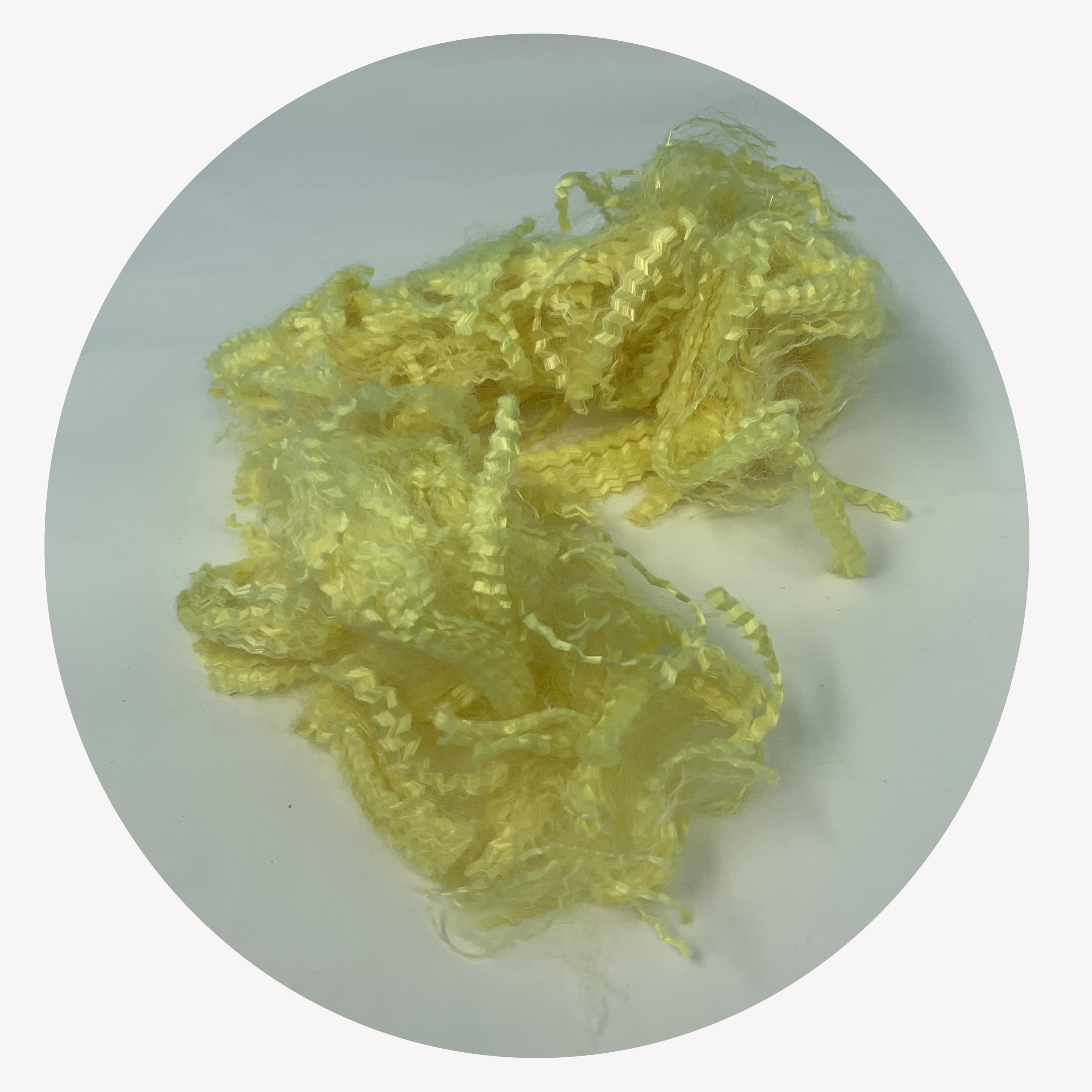 Water Proof Yellow Aramid Short Fiber