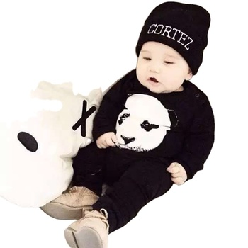 Wholesale Newborn Body Romper New Design Cute Baby Clothes Long Sleeve Romper For Boys