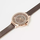Analog Watch Ladies Fashion Simple Elegant Design Ladies Wristband Analog Quartz Watch