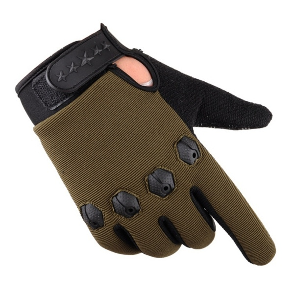 Tactical Military Army Motorcycle Shooting military mitten