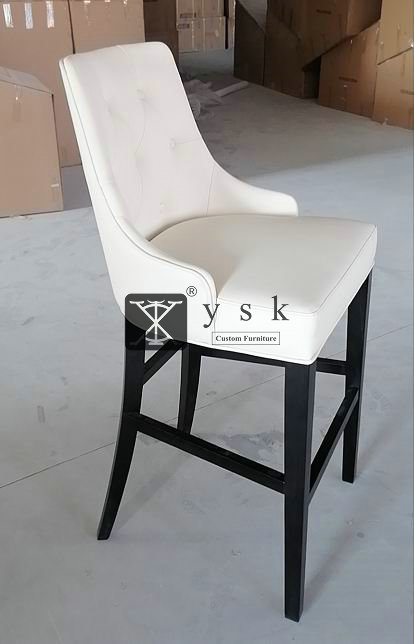 BC-128 Modern Design Restaurant Leather Dining Chair For Sale