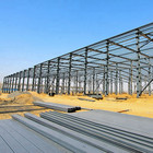 Metal Buildings Metal Building Easy To Assemble And Install Steel Metal Construction / Steel Structure Buildings