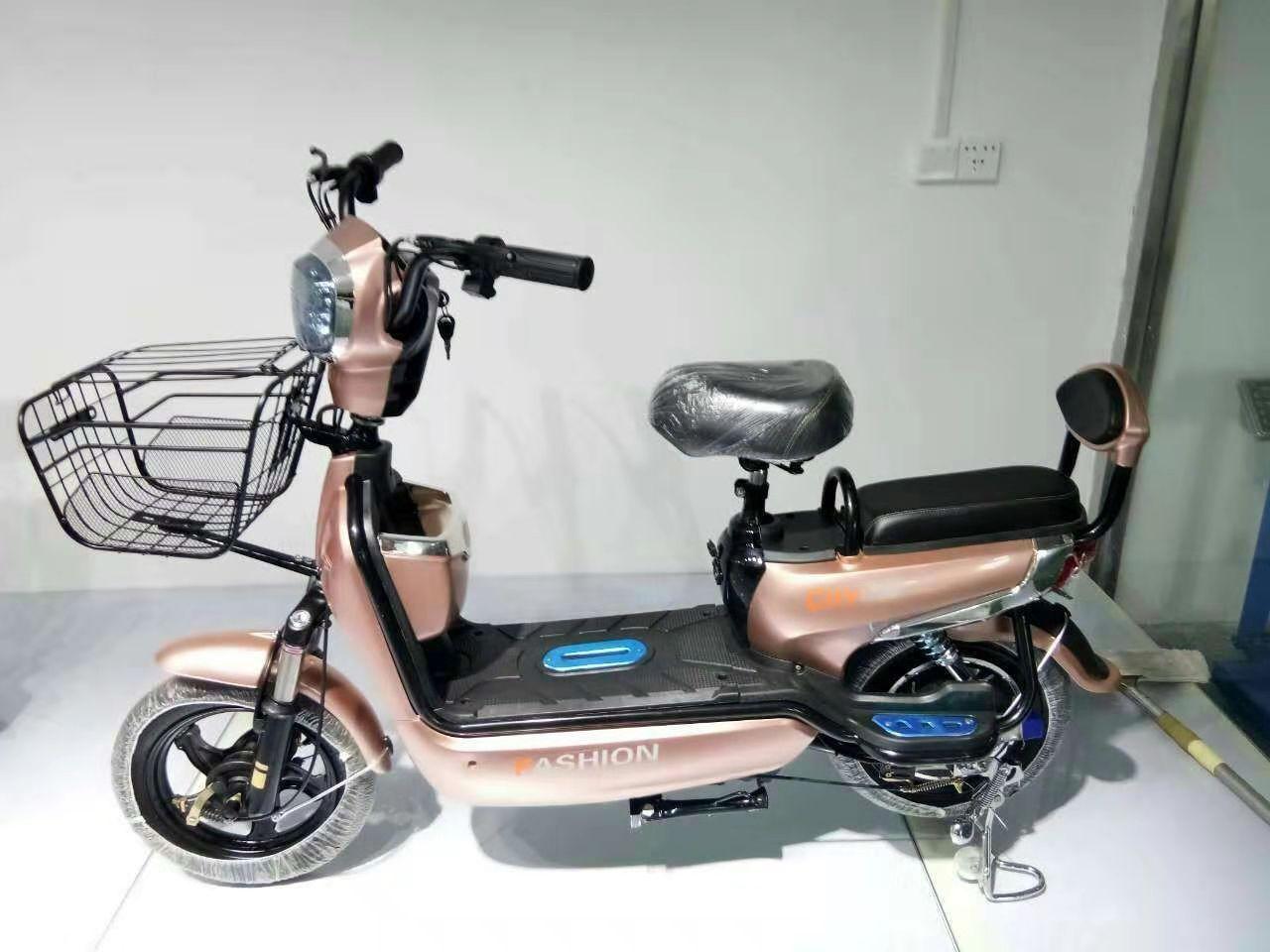 2019 новый модный дешевый Электрический велосипед с поворотным сигналом 48 В для продажи