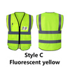 StStyle C Fluorescent yellow