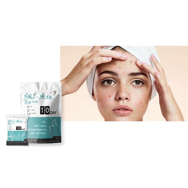2021 Popular Anti-Acne Tea Beauty Tea Smooth Skin Hibiscus Tea - 4uTea   4uTea.com