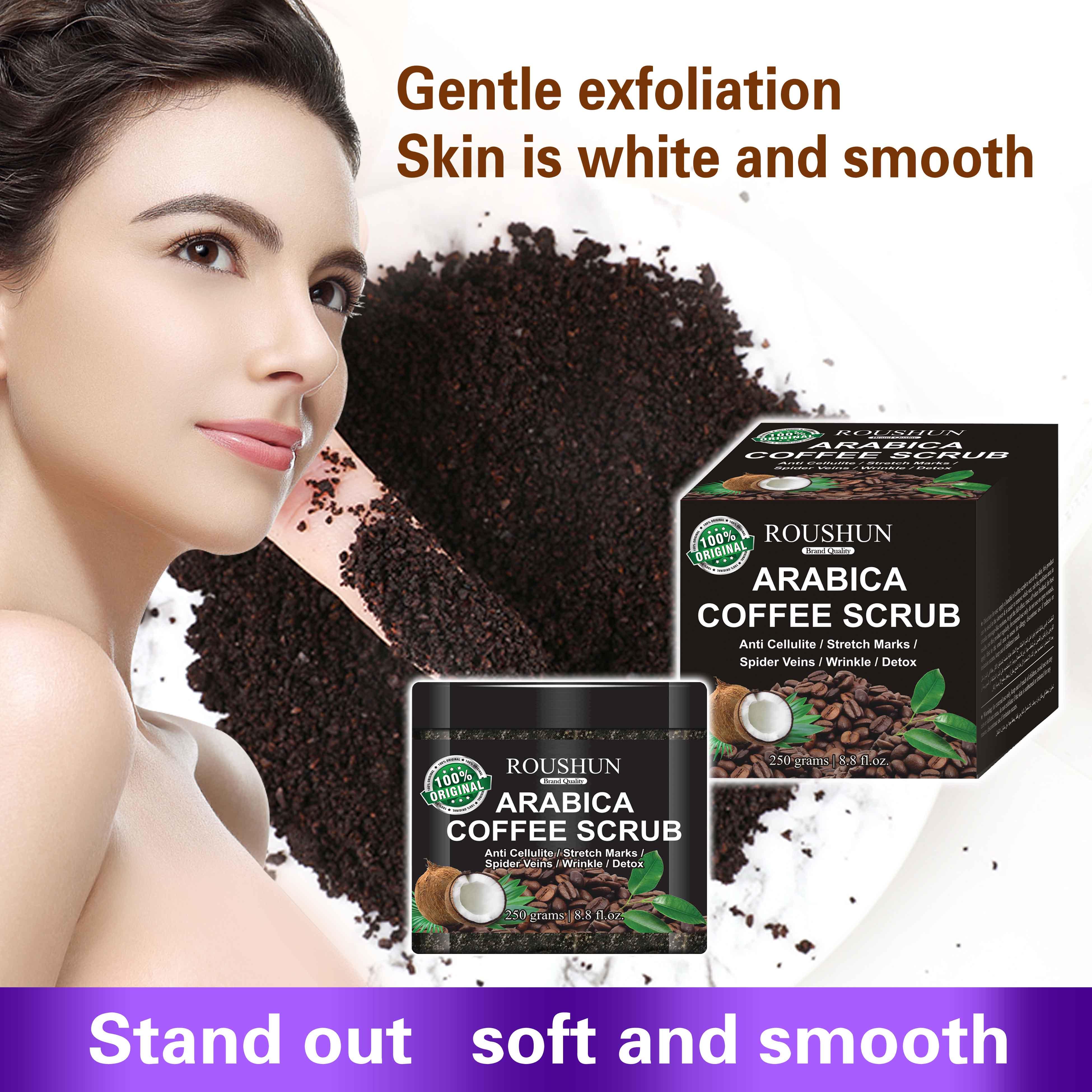 Body Scrub Arabica Coffee