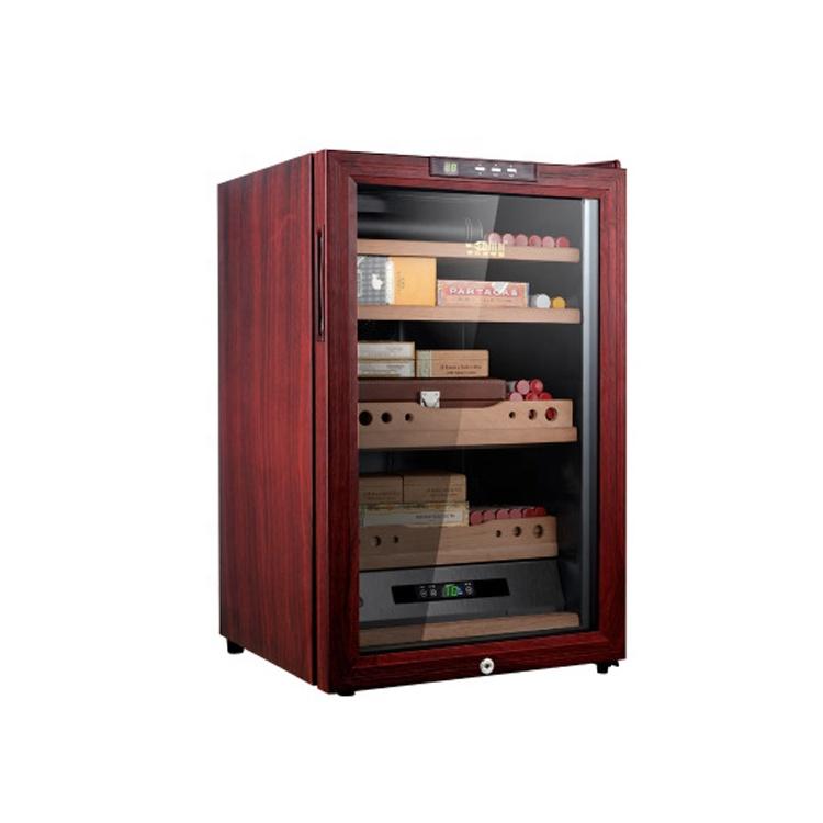 Шкаф Для Хранения Сигар с вместимостью бака 65 л, 200-300 шт. сигар