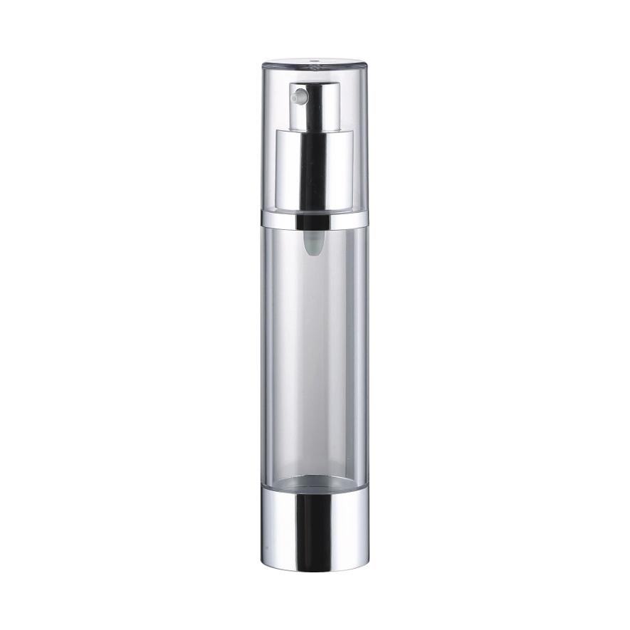Алюминиевые пластиковые безвоздушные бутылки для продуктов личной гигиены