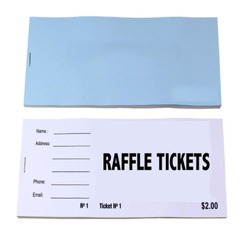 Raffle High quality Custom Service Ticket Printing Travel ticket for Event and Exhibition