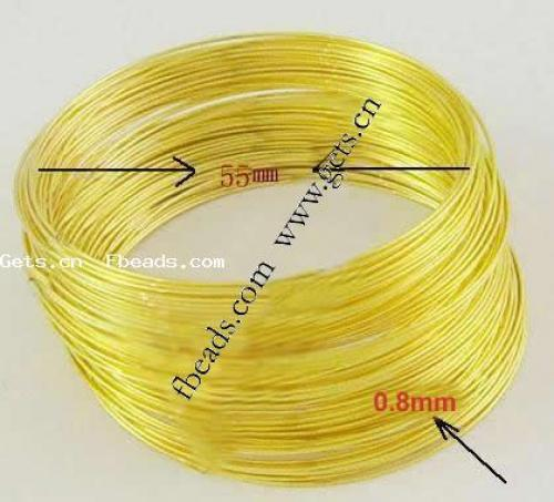 high quality Memory Wire Stainless Steel 0.8mm 258873