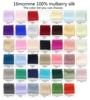 16mm Silk Fabric Spot Color