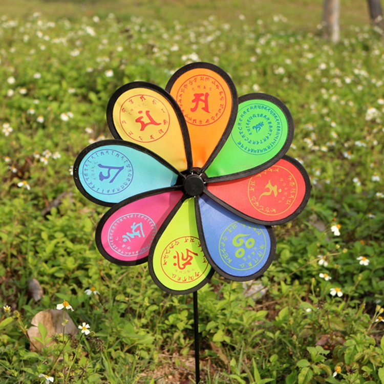 Latest 2020 Beautiful Decorative Yard Windmills