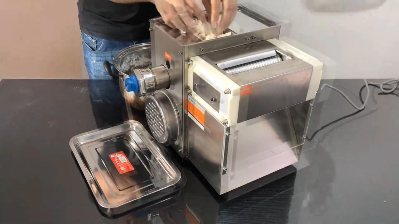 Полуавтоматическая машина для производства жемчуга Tapioca для чайных шариков boba с 7 различными размерами шариков на выбор