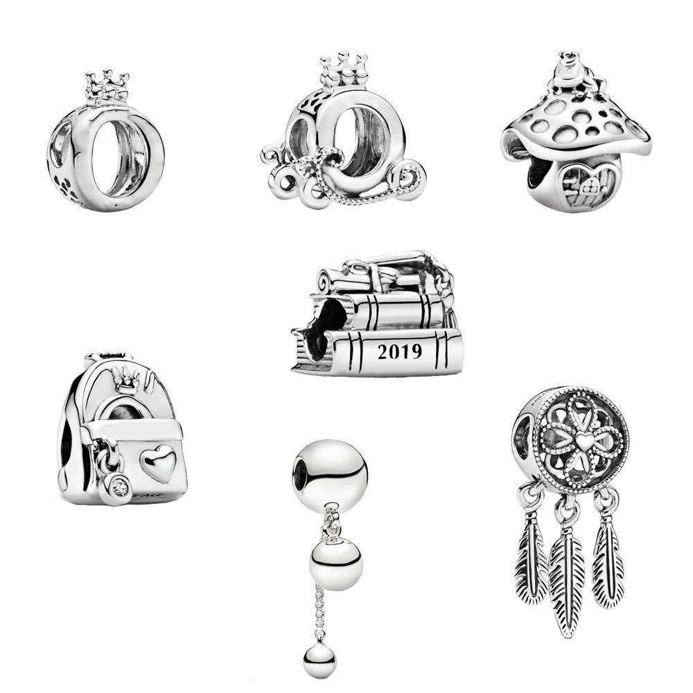 Hot Sale High Quality Diy Bracelet Charms Jewelry For Pandora Charms 925 Sterling Silver Buy Pandora Charms Pandora Charms 925 Sterling Silver Pandora Jewelry Product On Alibaba Com