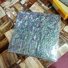 Mother Of Pearl Shell Custom Big Large Size 300X300 Abalone Mother Of Pearl Shell Sheet/Paper
