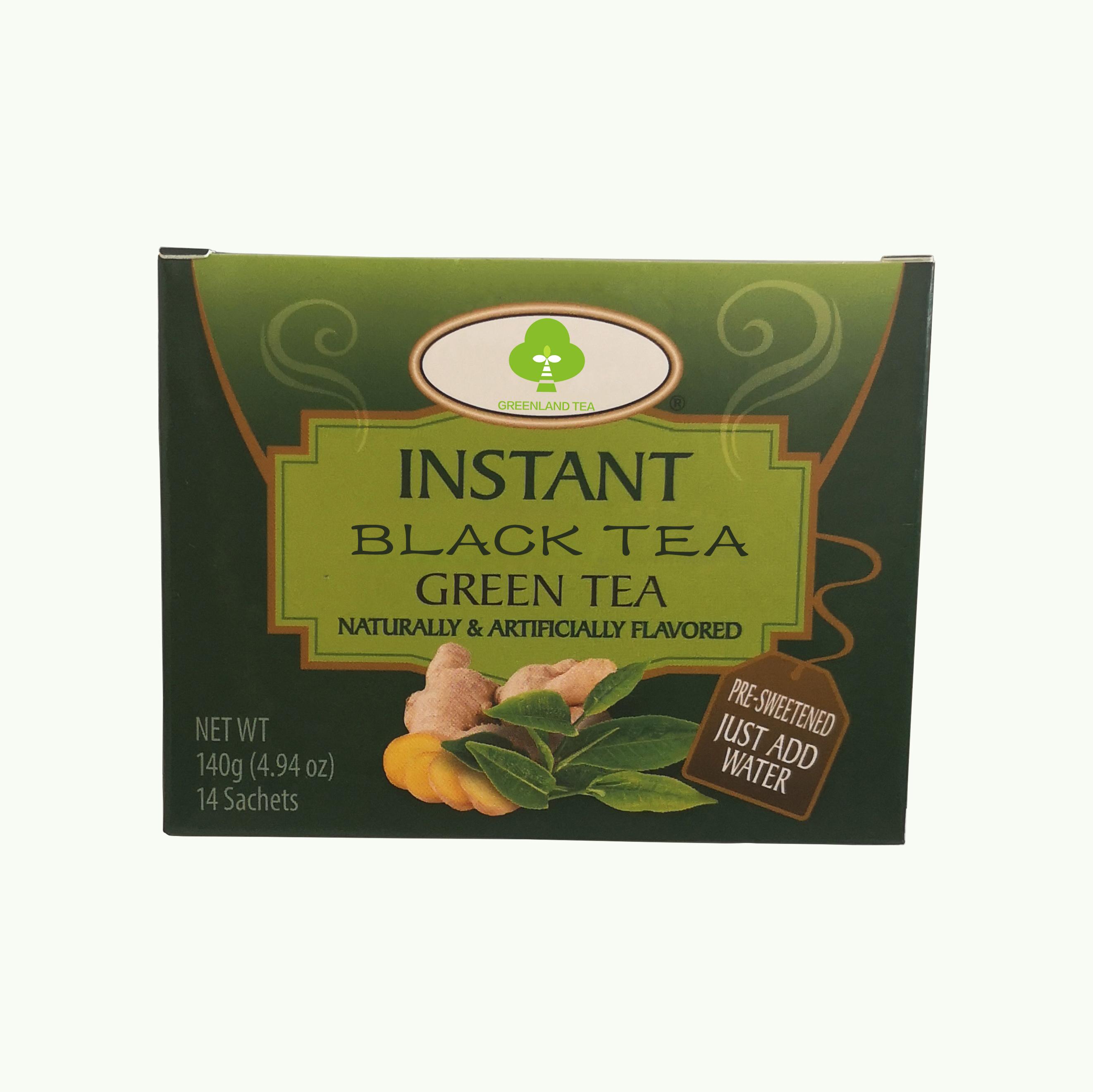 Healthy china Instant ginger with black tea drink - 4uTea | 4uTea.com