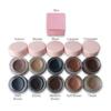 DarkBrown-Pink packaging