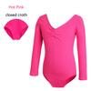 Hot pink closed crotch