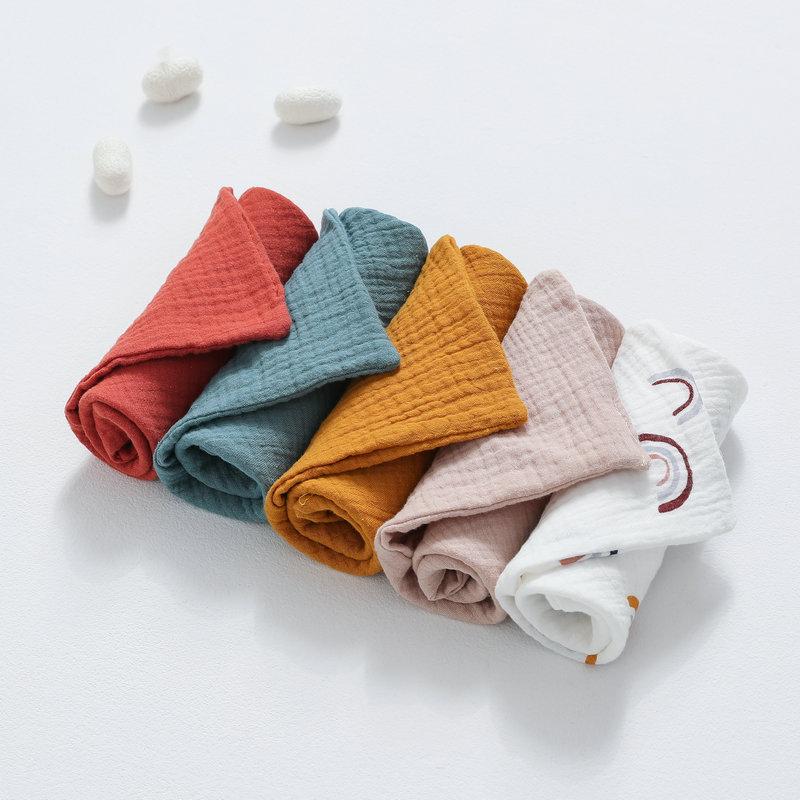 Kangobaby, 100% хлопковое детское полотенце Musin, мягкое детское полотенце