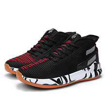 Мужская Баскетбольная обувь, дышащий светильник, спортивная обувь, уличные противоударные Нескользящие баскетбольные кроссовки Air Force One, м...(Китай)