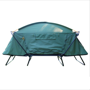1-Person Folding Tent Cot Waterproof Portable Sleeping Bed Outdoor Camping Hiking Tent