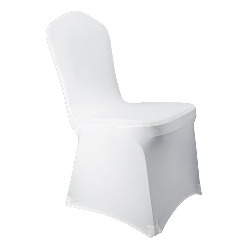 hotel spandex chair covers for wedding white red cheap
