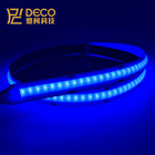 Led Light Led Wholesale Price RGB Color Cob Led Strip 320/384/528/608/768 Leds/m 12v 24v Fob Led Tape Light