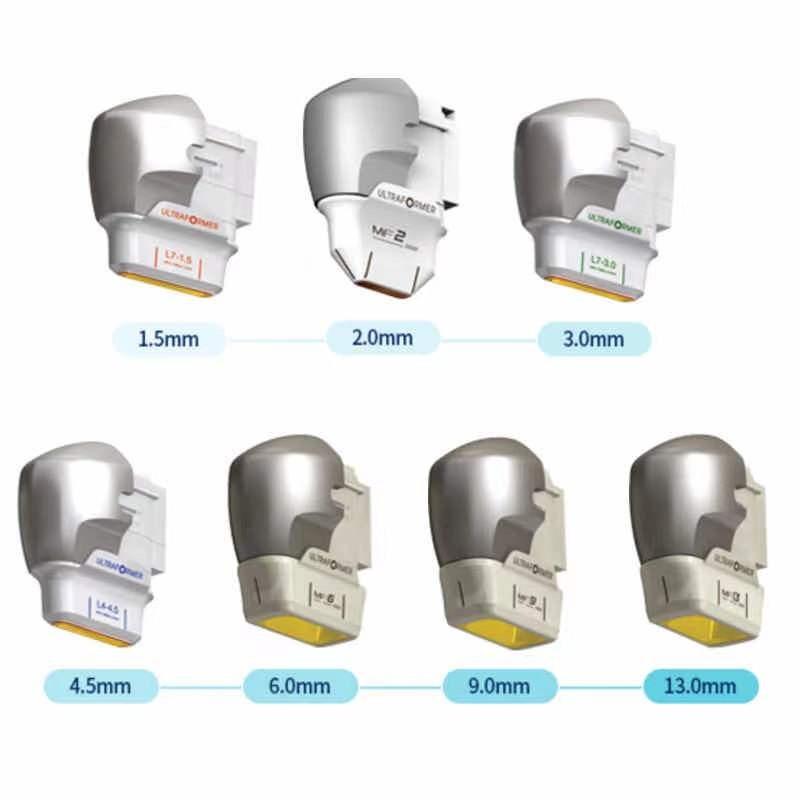 2021 New Arrival portable 7D Ultramage Hifu Anti Wrinkle Skin Firming Body Fat Removal Machine ultraformers iii 3