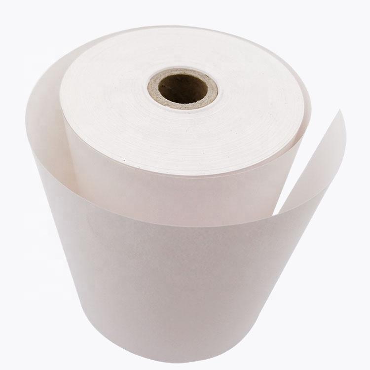 Оптовая продажа Высококачественная печатная бумага для кассового аппарата 48-80 г 57 мм x 38 мм термобумажные рулоны