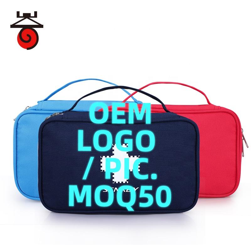 Изолированная сумка для оказания первой помощи, медицинская сумка для оказания медицинской помощи, медицинская сумка для домашнего визита
