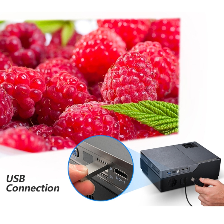 Умный проектор AUN M18 с дистанционным управлением, full HD экран, Отзывы хороших клиентов