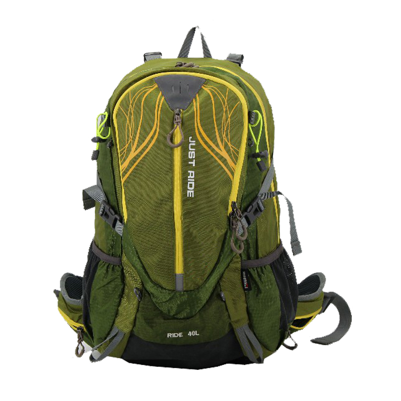 Factory Supply Outdoor Sport Trekking Backpack Made In China