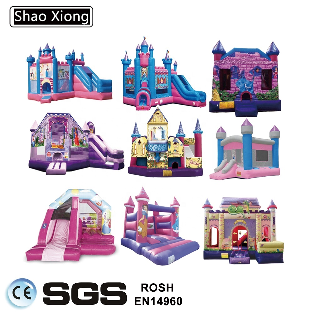 Used Commercial Inflatable Bounce House Clearance Bouncer Houses Party Jumpers for Sale