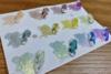 Chameleon glitter color