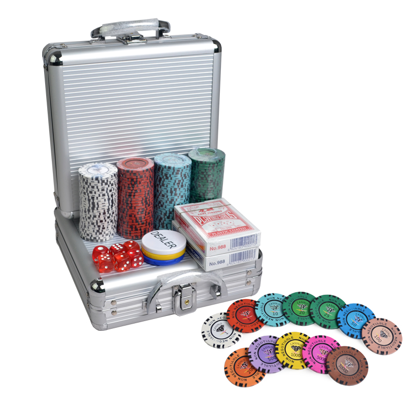 100 Pcs Clay Poker Chips Set China Texis Hold Em With Aluminum Case Buy Chips De Poker Sport Poker Chips Poker Chips Deluxe Product On Alibaba Com