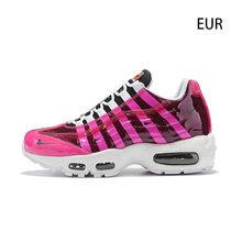 Кроссовки Nike Air Max 95 Кроссовки для Для женщин дышащая Уличная обувь для занятий спортом, для занятий спортом, удобные(Китай)