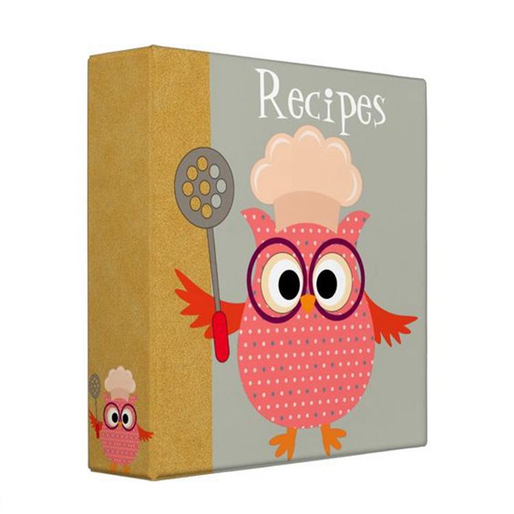 Набор для связывания рецептов на полную страницу, органайзер с карточками для рецептов 60 4x6 дюймов, протекторы на 30 страниц, 12 перегородками и 24 этикетками