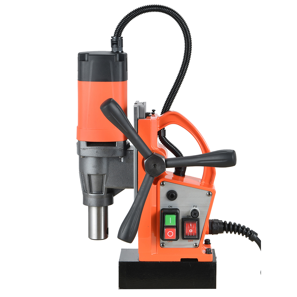 Industrial grade Magnetic Drilling Machine Plot pin and annular cutter machine model 1-3/8 (35mm) CA-35