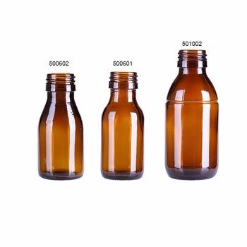 60 мл химическая стеклянная бутылка