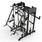 Fitness Equipment Sports Gym Machine Smith Machine Equipment New Product multi-functional gym smith machine DY-9000A