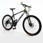 Bicycle 21 Speed Adult Mountainbike MTB Bicycle 20 Inch On-road Mountain Bike For Adult