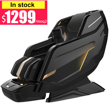 Electric Heated Massage Chair 4D Zero Gravity