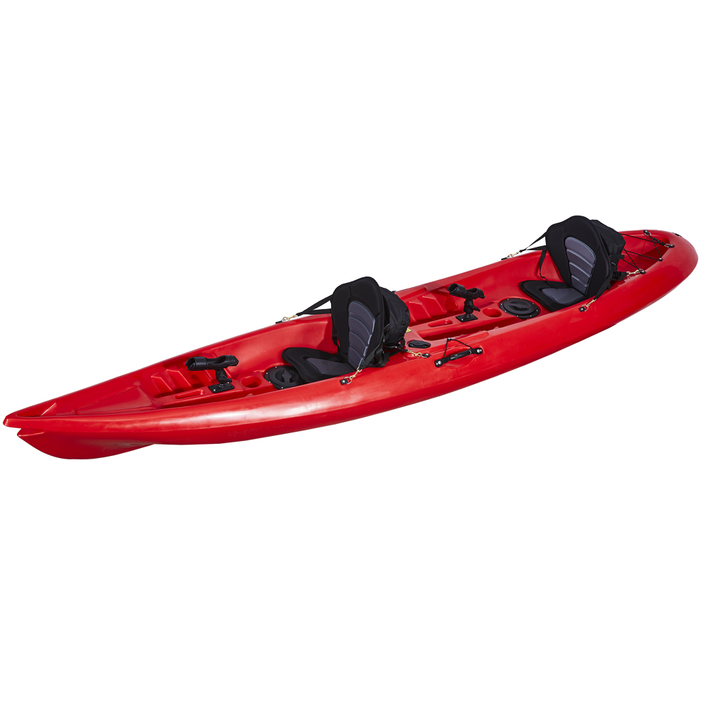 Double Fishing Kayakdeluxe Angler 2 Person Kayak Sale - Buy Kayak